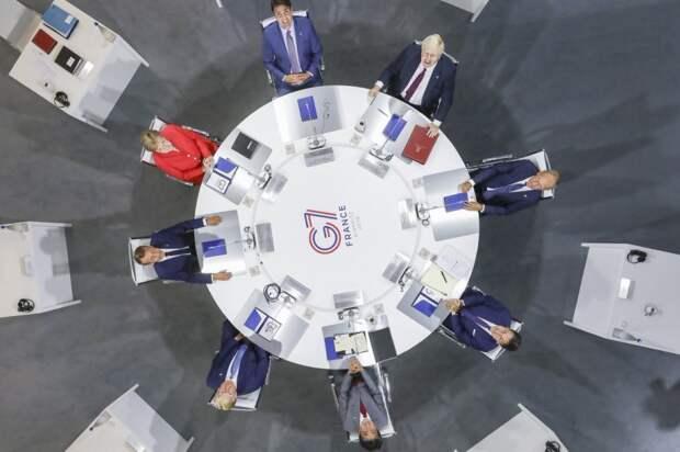Без России никуда: G7 - посиделки импотентов