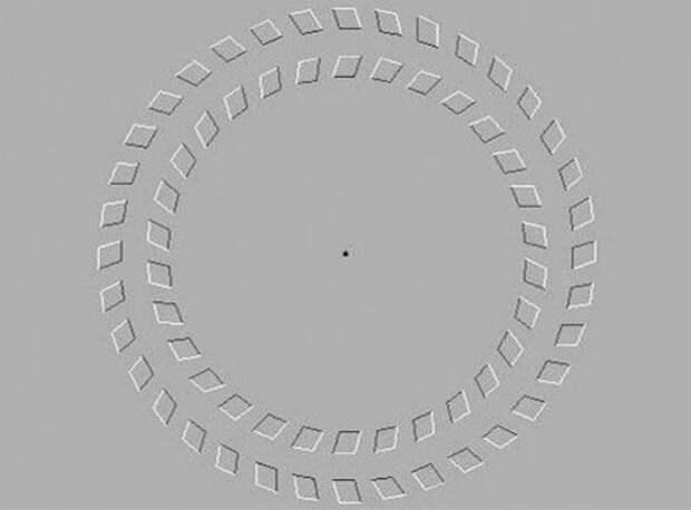 Вращающийся круг