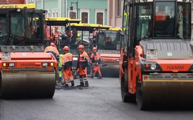 В мэрии Москвы рассказали о грядущих перекрытиях улиц