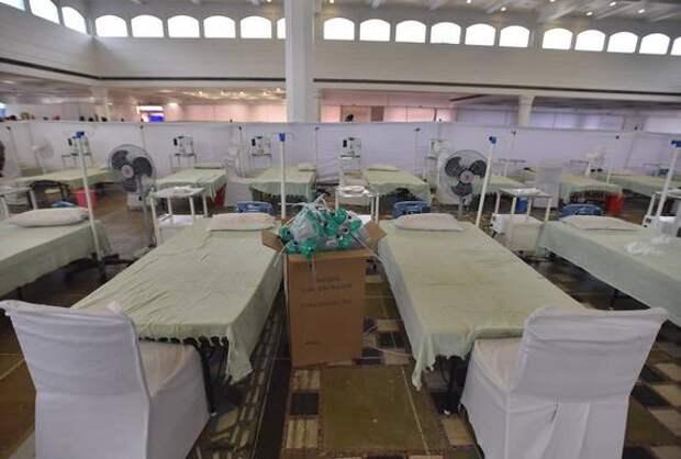 Количество заразившихся COVID-19 в Индии превысило 24 млн