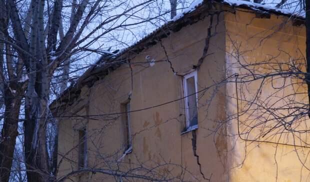ВУфе расселят пострадавший отвзрыва дом