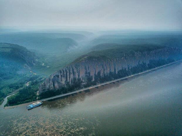 Ленские столбы – чудо света посреди Сибири (ФОТО)
