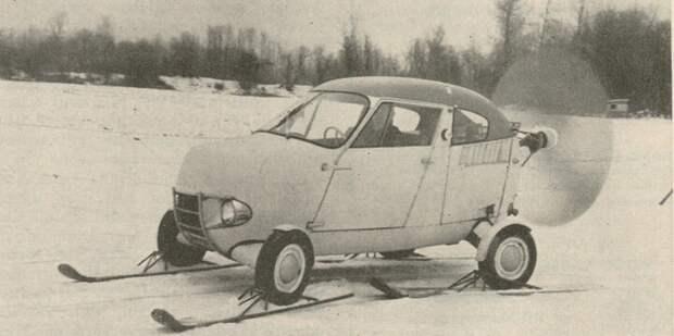 Необычные машины