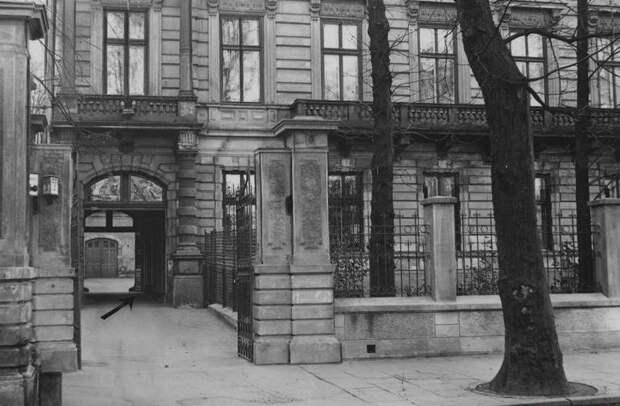 Место убийства Бронислава Перацкого – Варшава, ул. Фоксаль, 3