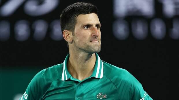 Джокович снялся с турнира в Мадриде