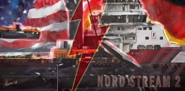 """США настаивает на прекращении критики соглашенией по """"Северному потоку 2"""" со стороны Украины"""