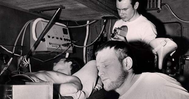 «Звездолет» натроих: история сверхсекретного марсианского эксперимента СССР