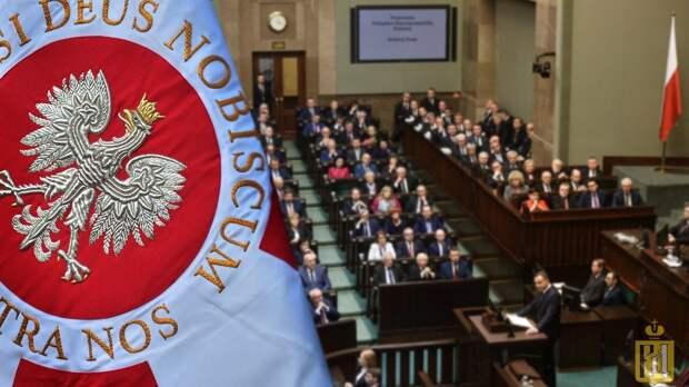 В Польше напрасно ругали Россию – оказалось, что это Украина