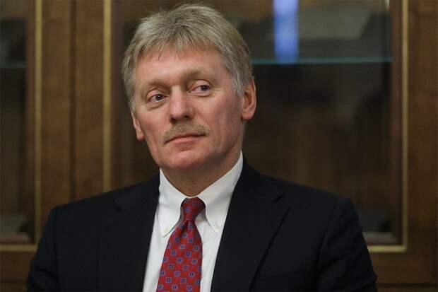Песков назвал заявление об обмене Медведчука «внутриукраинской кухней»