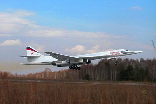 Крайний из построеных КАЗом Ту-160. По всей видимости, в ближайшее время в Казани начнут делать хребет для нового ракетоносца