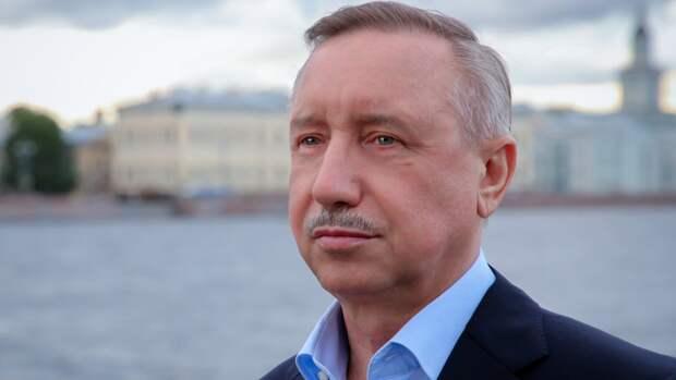Беглов заявил, что ШМСД выведет Петербург в «премьер-лигу мировых мегаполисов»
