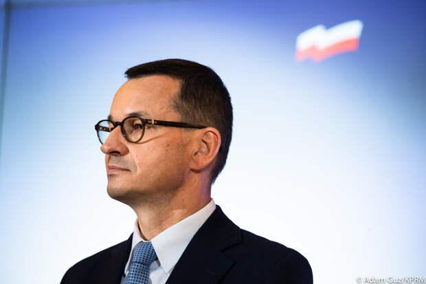 Премьер Польши назвал тоталитарные режимы виновными в начале Второй мировой