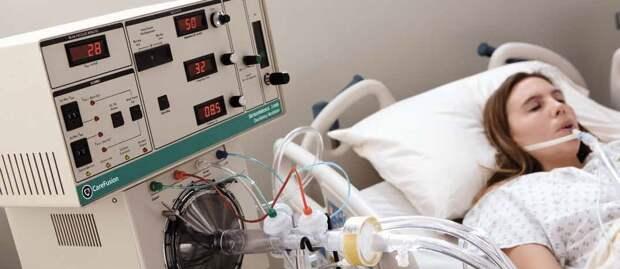 В целях безопасности у пациентов с ковидом были изъяты мобильные телефоны...