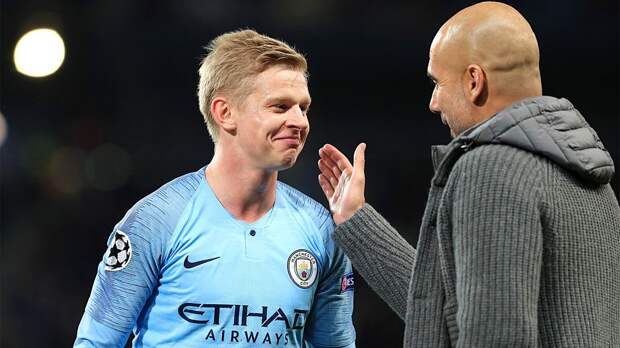 Гвардиола взял на финал Лиги чемпионов 24 игрока «Манчестер Сити»