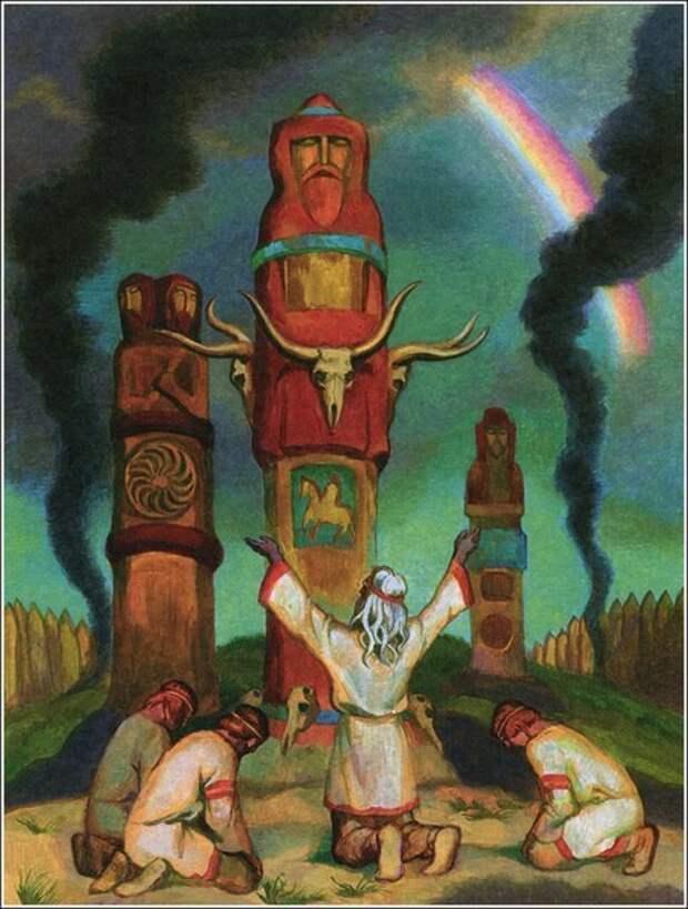 История мистификаций и домыслов в области славянского пантеона (до середины XIX в.)