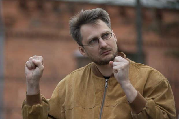 Александр Хант провел съемки в «красной зоне» для международного проекта о пандемии