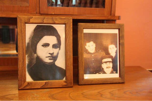 Семейные портреты.