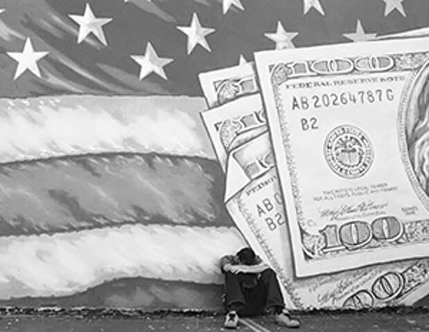 Доллары США теперь раздают практически всем и даром