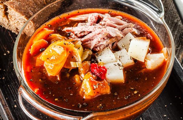 Согревающие супы: рецепты от шефа