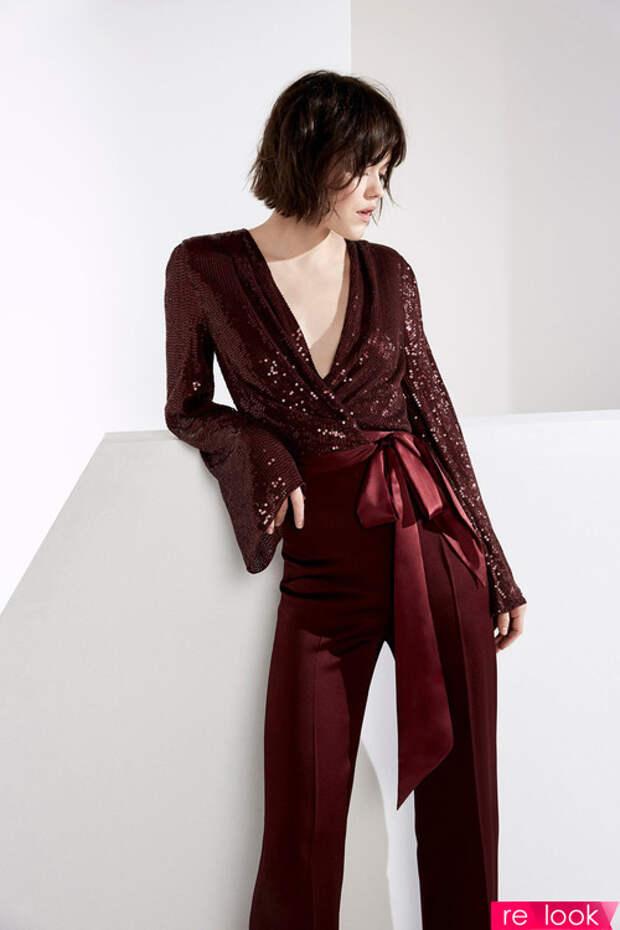 блузки с юбками