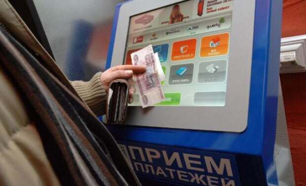 Севастополец украл деньги из платежного терминала