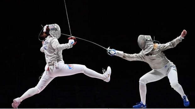 Фехтование, женская сборная России наОлимпиаде: все результаты командного турнира посабле 31июля