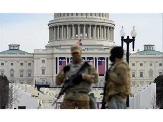 Врагов народа ищут в армии США