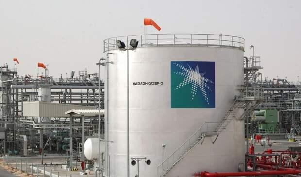 Saudi Aramco снизила цены нанефть для Европы иАзии, нонедля США