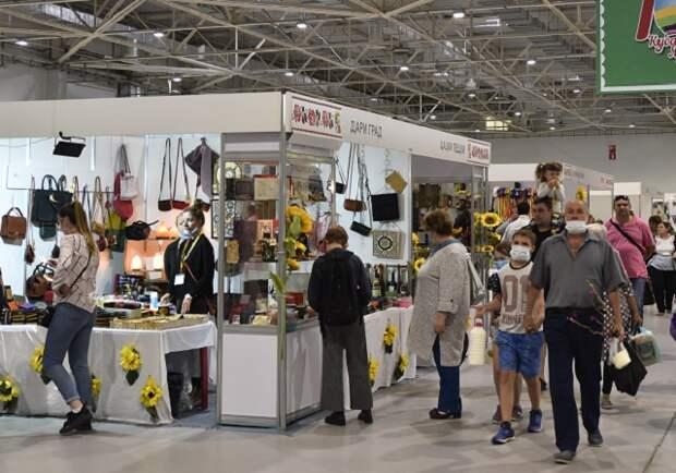 С 1 февраля на Кубани разрешат проводить экономические выставки