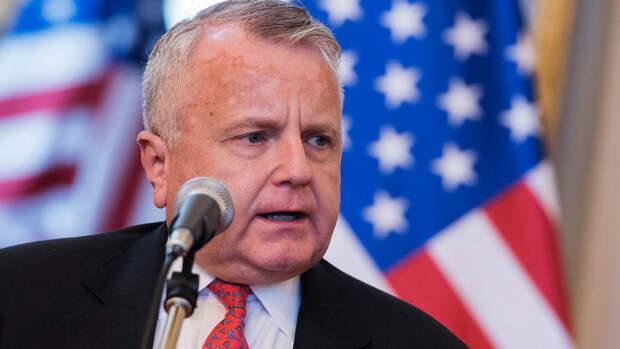 СМИ: посол США уезжает из Москвы в Вашингтон