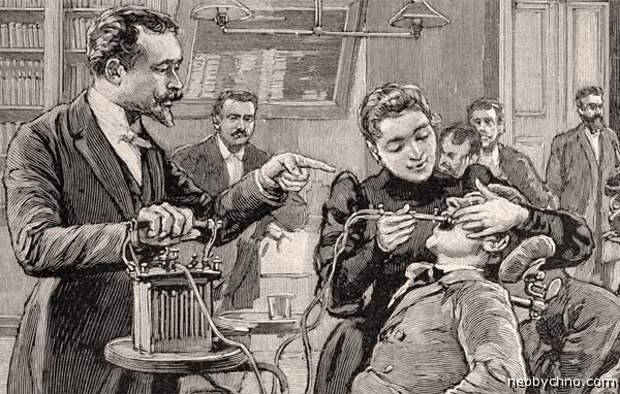 Стоматология в 19 веке