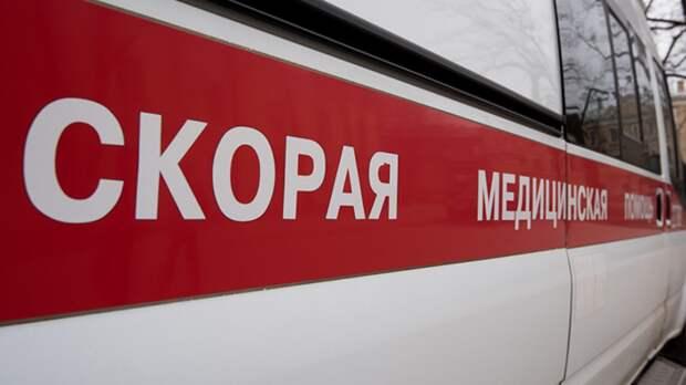 Одного человека госпитализировали после аварии с «газелью» под Красноярском