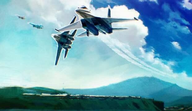 Решимость российского Су-27 в небе над Балтикой вывела из себя Пентагон