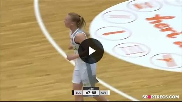 Klara Lundquist Video scouting Insight