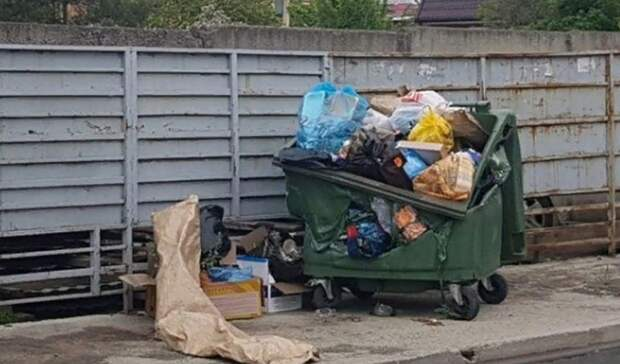 ВРостове-на-Дону заполмесяца отподжогов сгорели больше 20 мусорных контейнеров