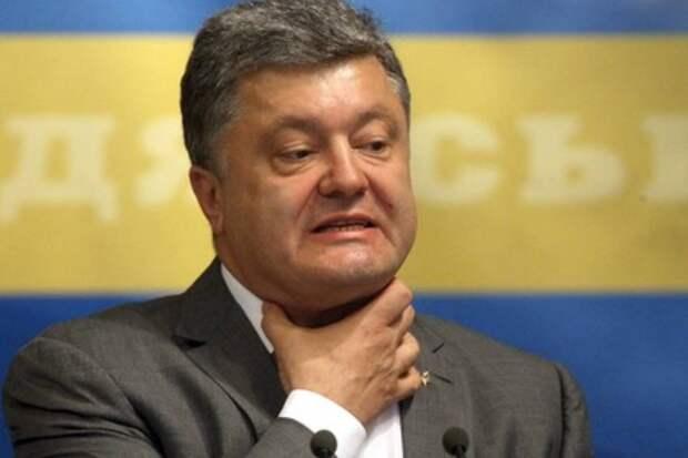 Порошенко: Агрессия против Украины разорила Россию