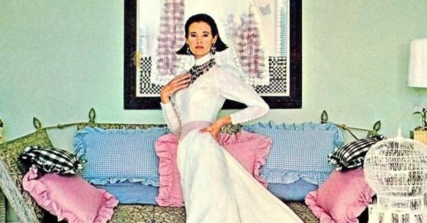 Глория Вандербилт: икона стиля и модный дизайнер
