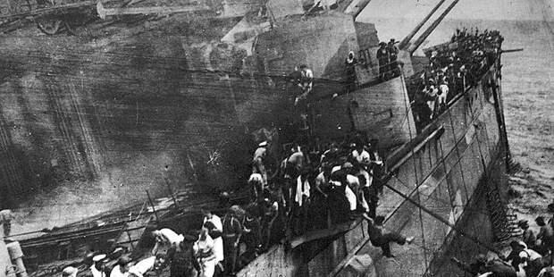 Цирк мирового масштаба: как британцы с японцами в море друг друга искали