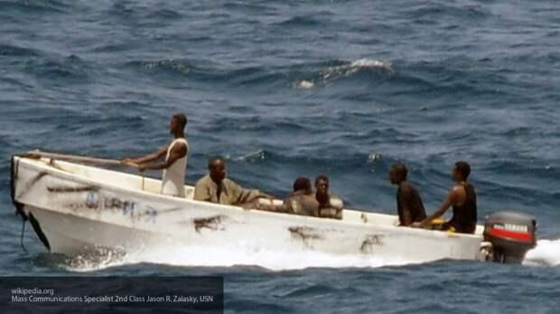 Пираты напали на судно PTI Nile в Гвинейском заливе