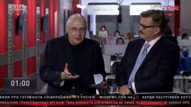 Русофобы Ганапольский и Киселев остались без работы