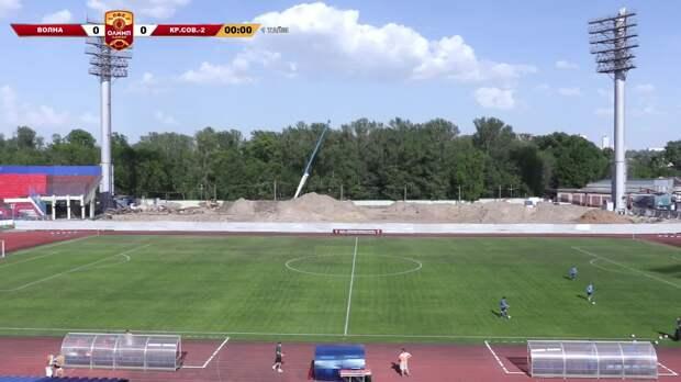 ОЛИМП – Первенство ПФЛ-2020/2021 Волна vs Крылья Советов-2 18.05.2021