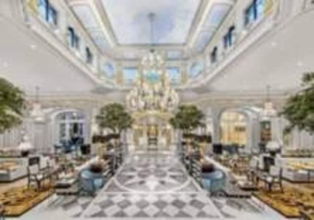 Отель St. Regis открывается в Риме
