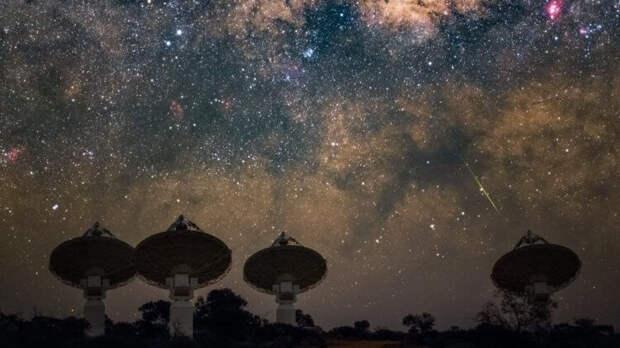 Материя Вселенной — необъятная и непонятная