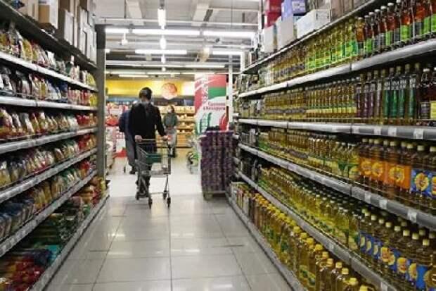В правительстве заявили о стабилизации цен на продукты питания