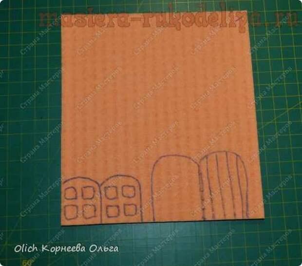 Мастер-класс по декорированию: Сказочный домик с кофейной крышей