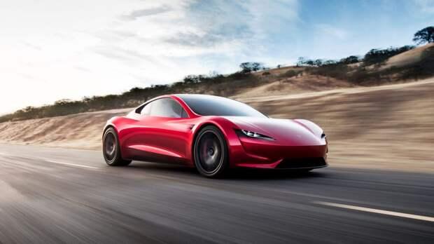 В новой Tesla будут реактивные ракетные двигатели. Разгон до сотни за 1 секунду