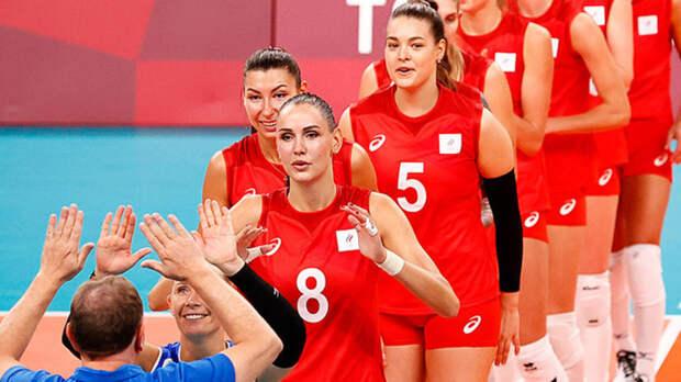 Российские волейболистки на тай-брейке обыграли китаянок на ОИ