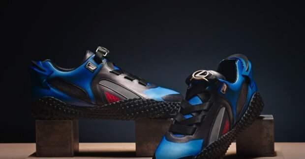 Дизайнеры уличной моды выпустили кроссовки в коллаборации с Lexus