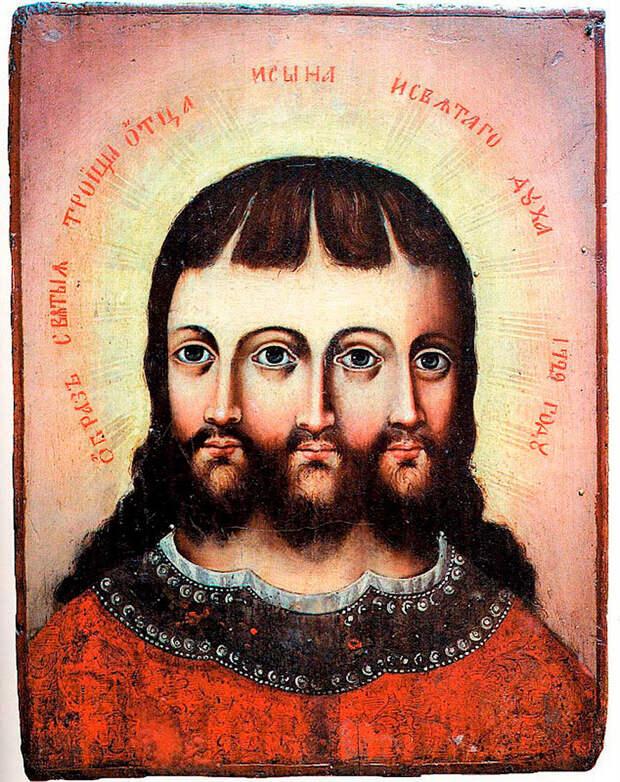 Богоматерь с тремя руками и другие необычные иконы
