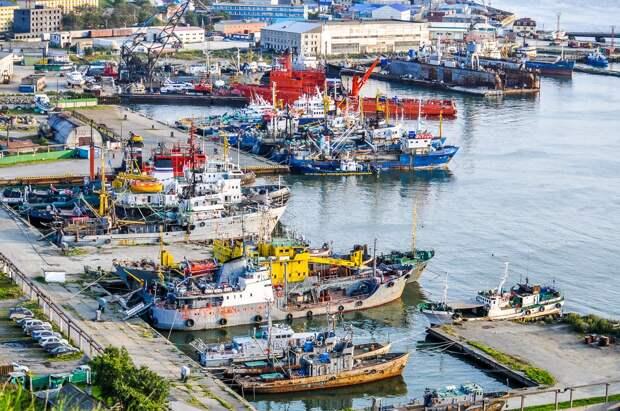 Зачем собираются строить порт на Сахалине и кто за это заплатит?
